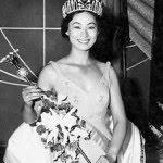 Miss Universe 1959 – Akiko Kojima - Japan