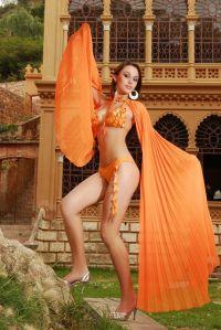 Claudia Arce – Miss Bolivia 2010 Pictures