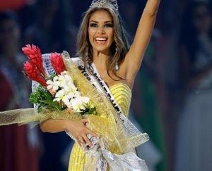 Miss Universe 2008 – Dayana Mendoza -Venezuela