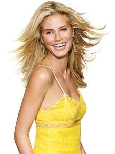 Heidi Klum Hot German Supermodel