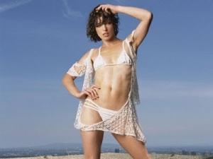 Milla Jovovich Pic