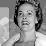 Miss Universe 1954 – Miriam Stevenson from USA