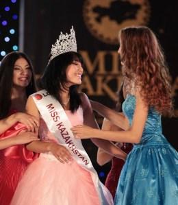 Symbat Madyarova – Miss Kazakhstan 2010