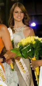 Nikolina Loncar – Miss Montenegro 2010