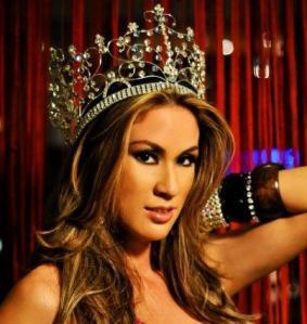 Priscilla Lee – Miss Aruba 2010