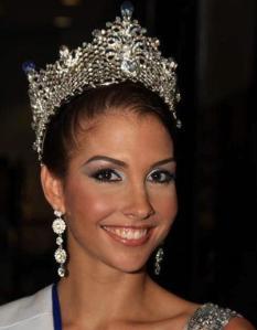 Safira de Wit – Miss Curaçao 2010