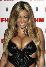 Jodie Marsh photo