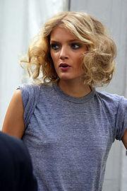 Lily Donaldson Fashion Model